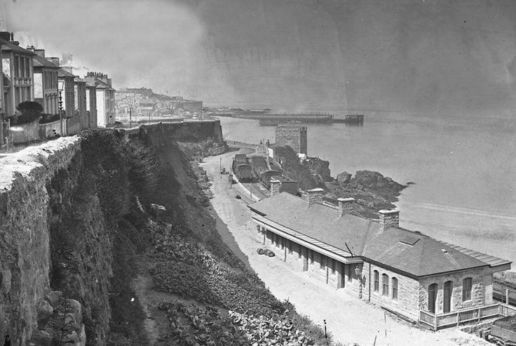 Pedn Olva Tin Mine engine house, St Ives