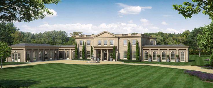 Villa Oman West Drive Virginia Water Surrey Www