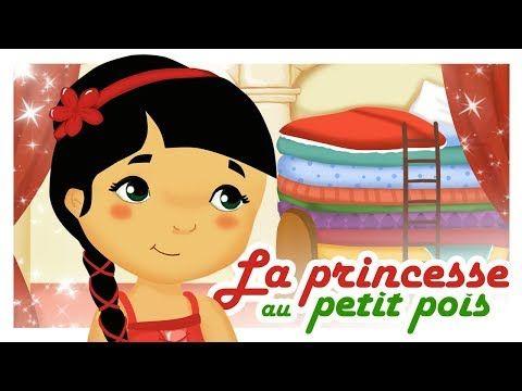 La Princesse au petit pois - Contes de Fée et histoires pour enfants - Titounis - YouTube