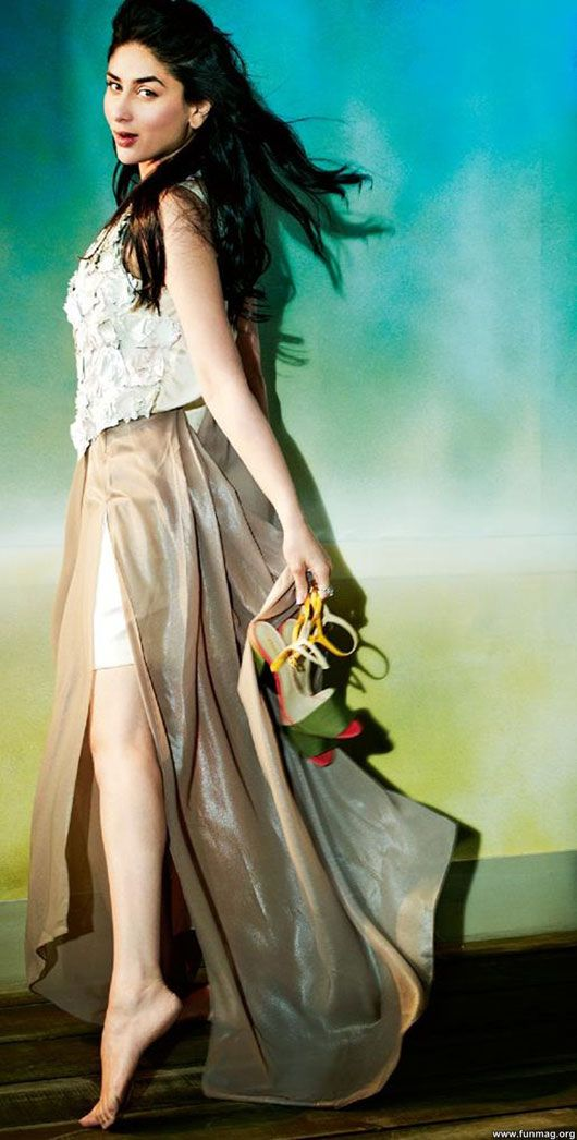 Kareena Kapoor (photo courtesy | Grazia Magazine)