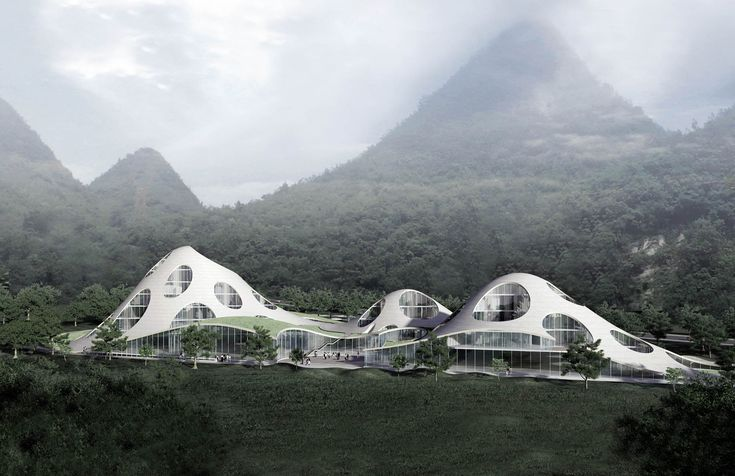 Guiyang Huaxi Urban Centre | Serie Architects