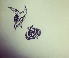 now one of these little guys would be a cute tattoo
