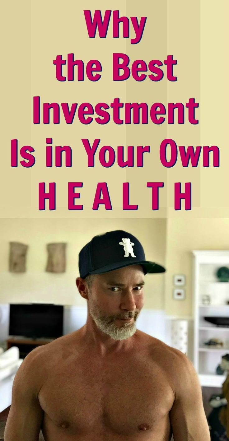 why the best investment is in your own health https://lifequalityexaminer.com/best-health-investment/ via @danenow