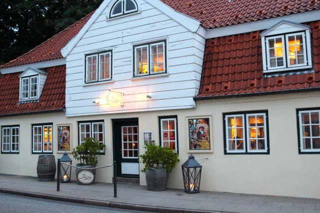 Die Weinwirtschaft Kleines Jacob, Elbchaussee, Hamburg