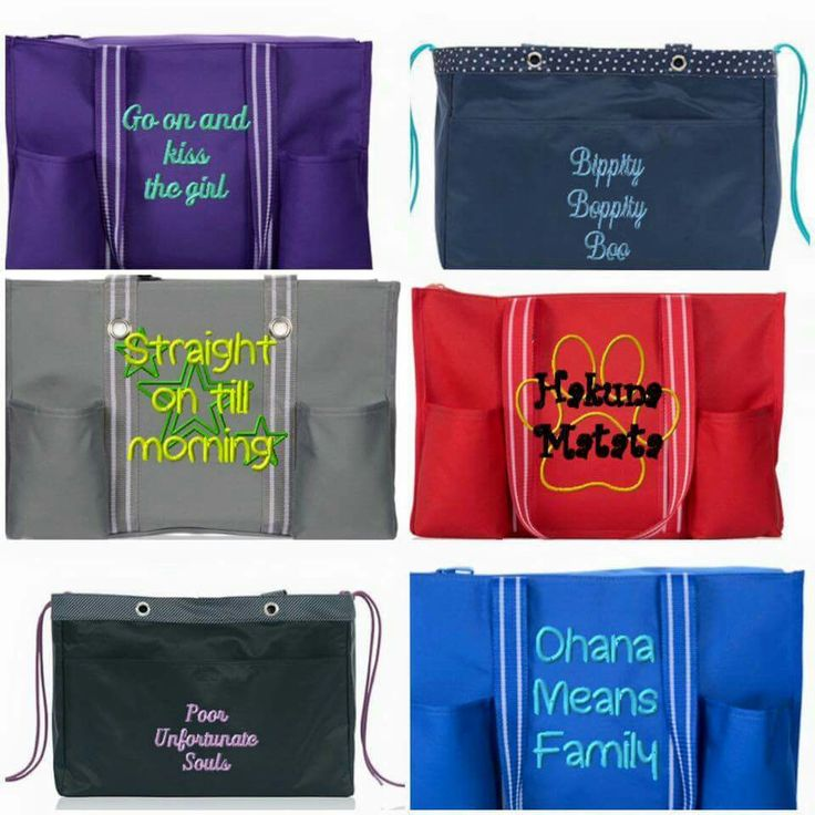 Disney inspired Thirty One Bags