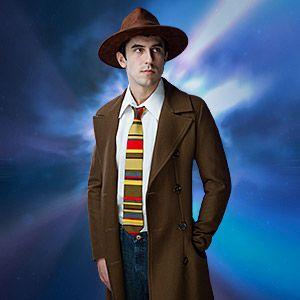 Doctor Who Ties   ThinkGeek