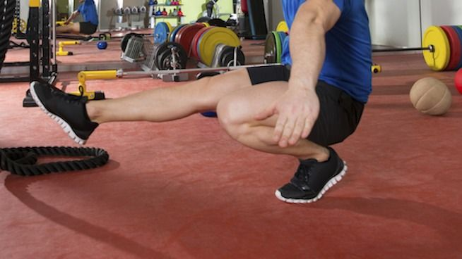 10 Balance Exercises That Will Make Every Athlete Better (lots of bosu stuff in here)
