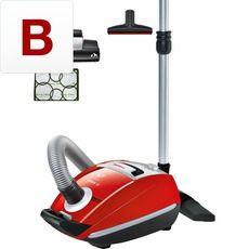 Prezzi e Sconti: #Bsgl5zoo3 a cilindro 4.5l 800w b rosso  ad Euro 237.90 in #Bosch #Wet vacuum cleaner aspirapolvere
