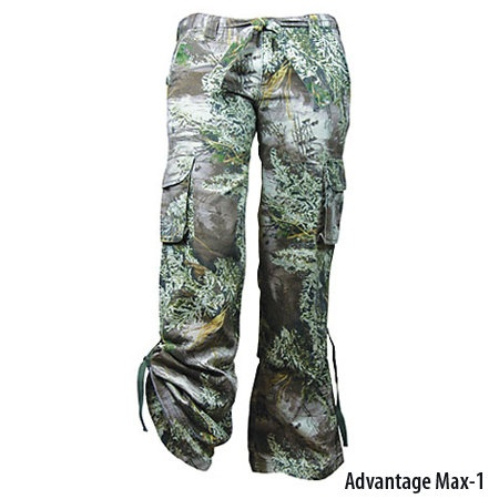 Real Tree Cargo Pants