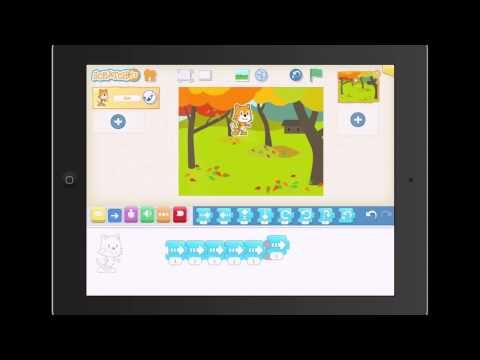 Scratch Storytelling iPad Monthly Final - YouTube