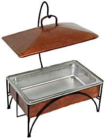 catering equipment, food display, chafing dish, buffet equipment, gourmet, bowls, platters