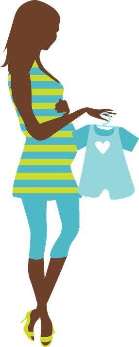 Grávida e bebê - Minus