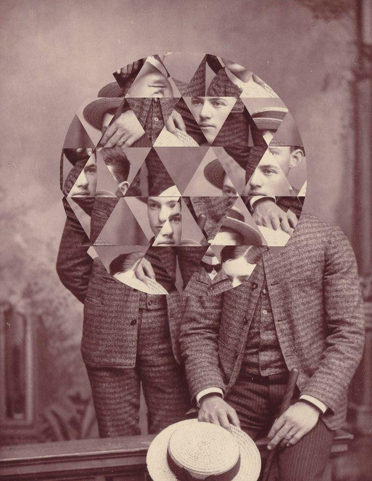 jordan clark collage artists - Google Search