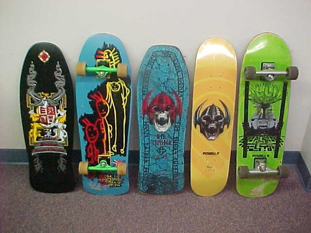 Lance Mountains boards