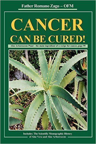 Cancer Book by Father Romano Zago