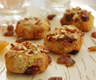 Glutensiz incirli unsuz kurabiye