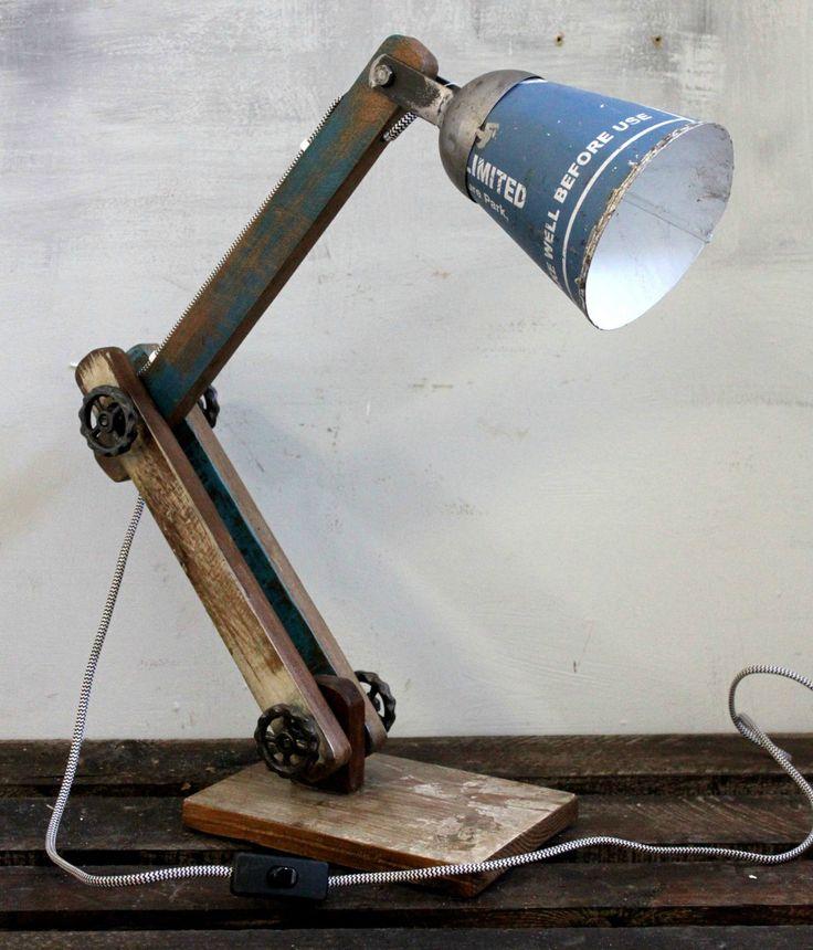 12 best Upcycling - Stehlampen von LuxUnica images on Pinterest ...