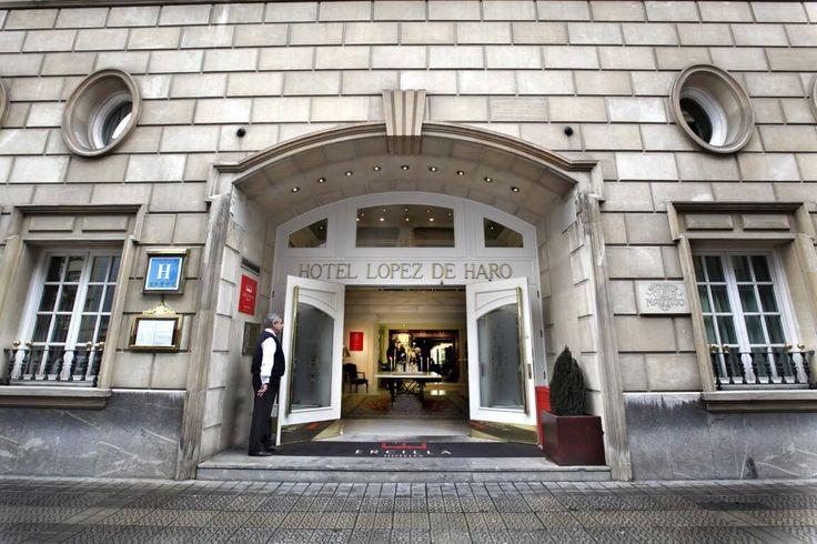 hoteles-de-lujo-baratos-espana-lopez-de-haro-exterior-bilbao