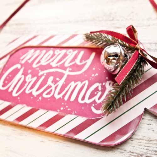 "Табличка ""Merry Christamas"" Diy christmas gifts"