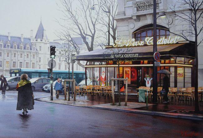 Paris ... Thierry Duval