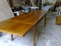 Cherrywood extension dining table, when you need extra room