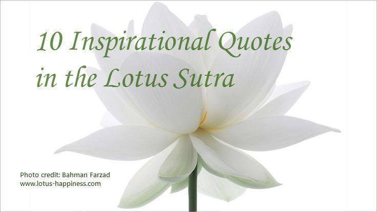 Lotus Sutra, Buddhism, Meditation, Merits