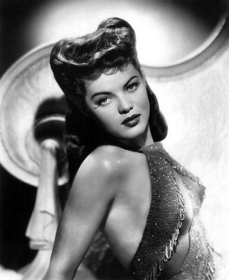1940's glamour - Actress Dona Drake