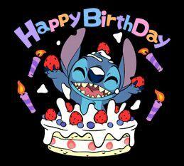 Happy Birthday Stitch Meme Wwwpicturessocom