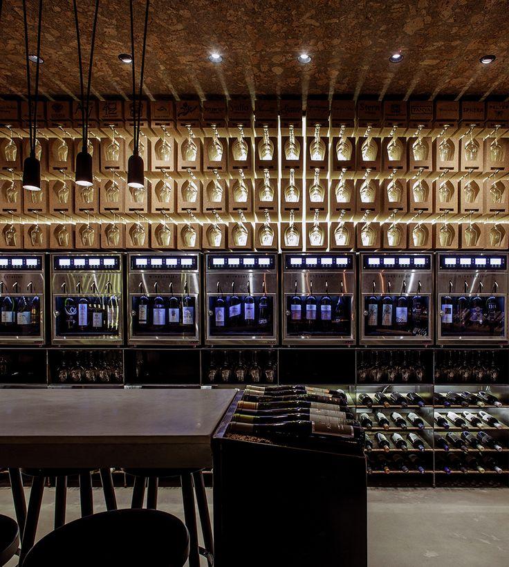 Tasting Room - Israel - Studio OPA - Image Courtesy of The Restaurant and Bar Design Awards