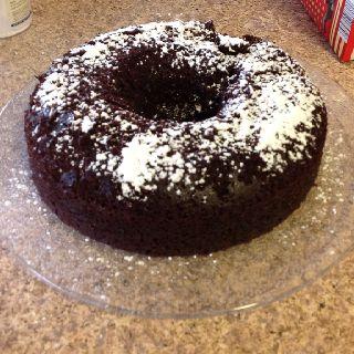 Recipe devil food cake mix