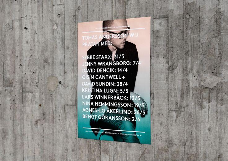 Henrik Nygren—Design — Tomas Andersson Wij, spring 2014