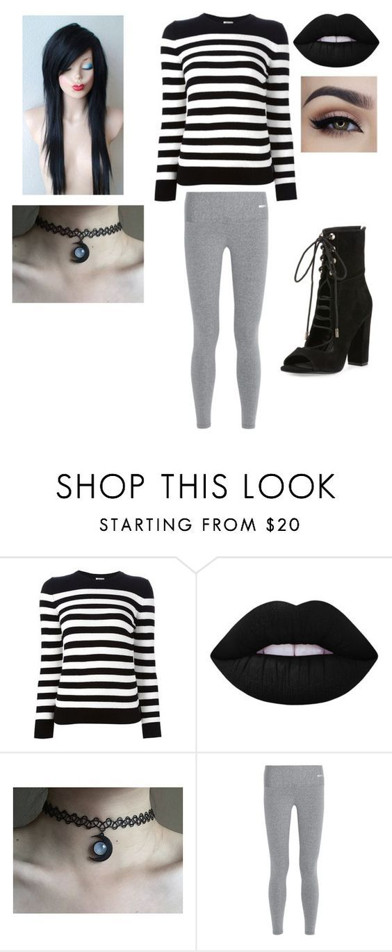"""""""Zane Ro'Meave {Minecraft Diaries}"""" by kittypiegaming ❤ liked on Polyvore featuring Yves Saint Laurent, Lime Crime, Bodyism and Kendall + Kylie"""