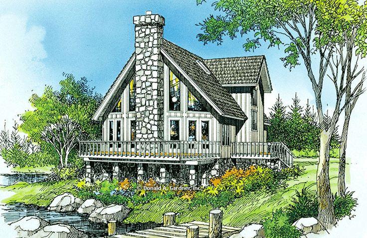 The Northwood House Plan