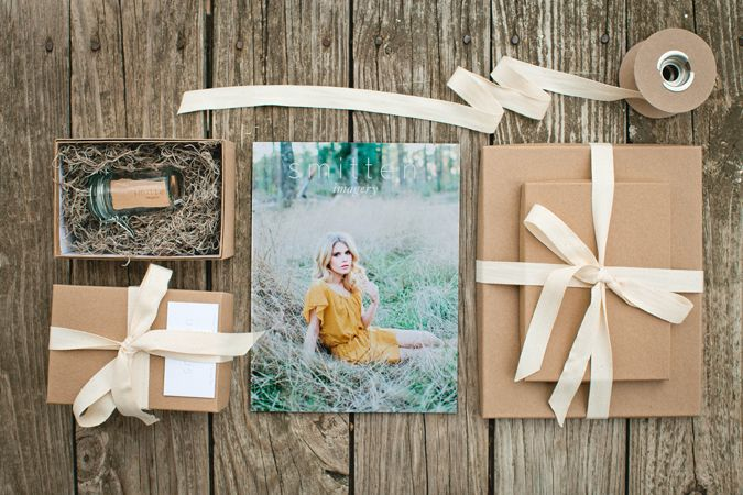 The Woodlands TX senior photography Custom USB Boxes and Flash Drives :: Photographer Packaging