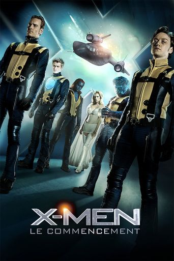 X-Men - Le Commencement
