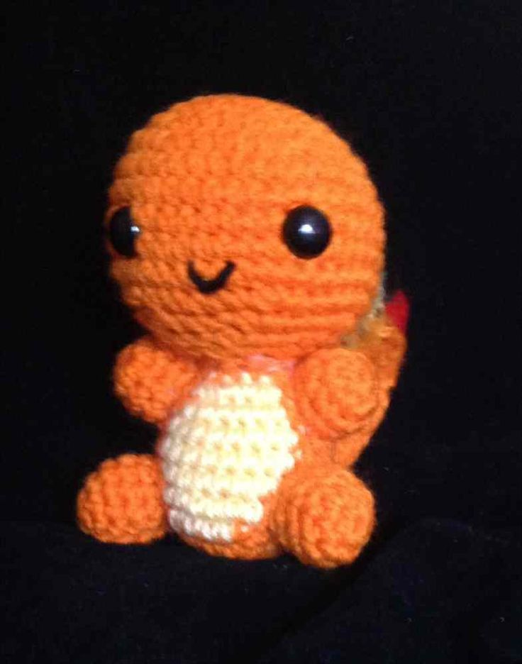 Charmander Amigurumi Free : 1000+ images about Yarning Shenanigans on Pinterest Free ...