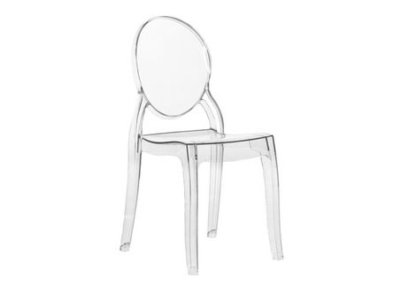 1000 images about recherche mobilier deco on pinterest stockholm nantes a - Chaise medaillon transparente ...