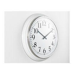 17 best images about arredamento per negozio t shirt on for Ikea orologio parete