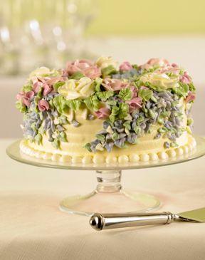pretty cakeIllustration Techniques, Cake Baking, Cake Decor, Beautiful Cake, Decor Cake, Culinary Institution, Cake Art, Culinary Art, Stepbystep Instructions