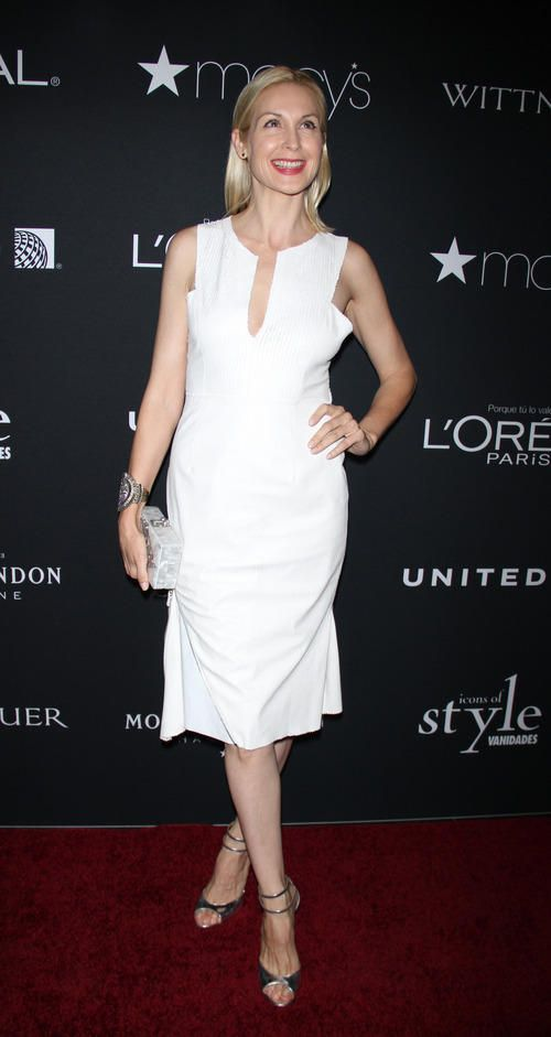 Kelly Rutherford at the Vanidades hosts Icons Of Style Gala 2014