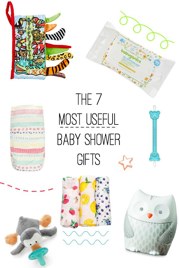 7 Best & Most Useful Baby Shower Gifts  Practical baby gifts for a diy gift basket