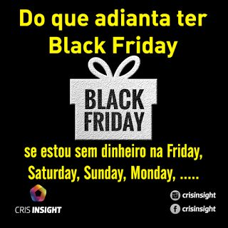 CRIS Insight: :: BLACK FRAUDAY BRASIL