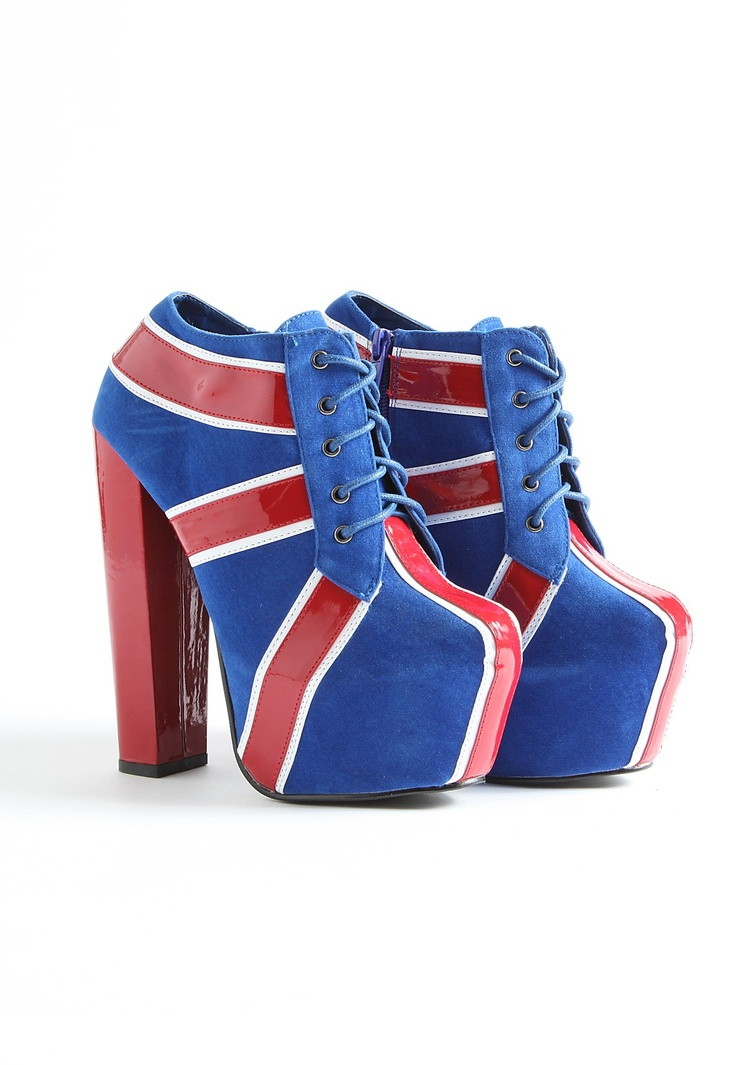 my inner baby spice is dying for these: Fashion, Clothing Shoes Acssecories, Jack O'Connell, Shoe Boots, Frenka Union, Jack Shoes, Union Jack
