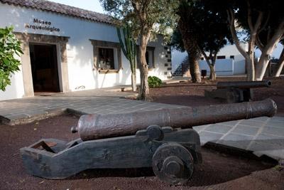 Foto Museo Arqueológico de Betancuria 2
