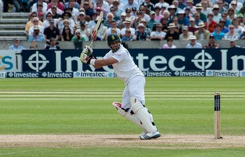 Jacques Kallis - South Africa v England, Oval Test 2012