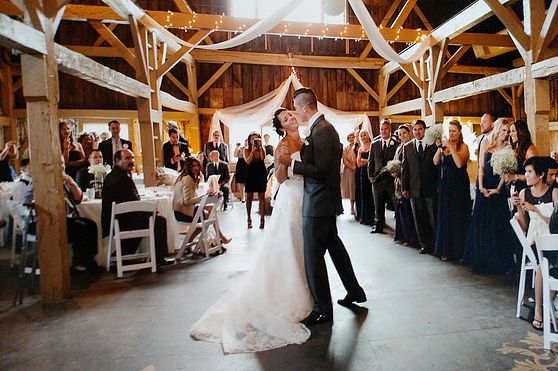 See the Pocono's best rustic wedding venue and catering services
