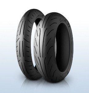 Michelin 130/60-1353P Power Pure SC TL F/R: Pneu pour Scooter, de marque MICHELIN. Ce pneu SCOOTER BIAS , technologie POWER PURE SC est…