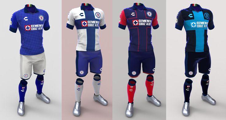 Diseños Deportivo Cruz Azul