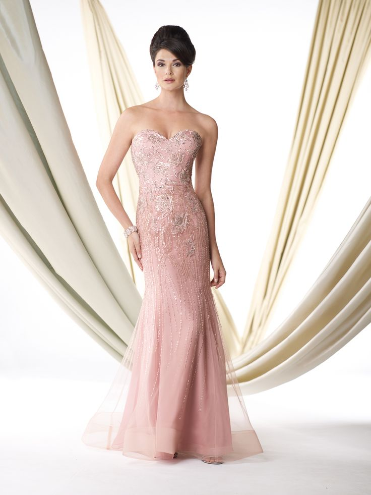 32 Best Spring 2014 Pink Special Occasion Dresses Images On
