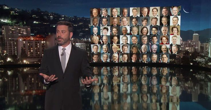 Jimmy Kimmel Is Scaring Politicians Better Than Anyone Else on TV
